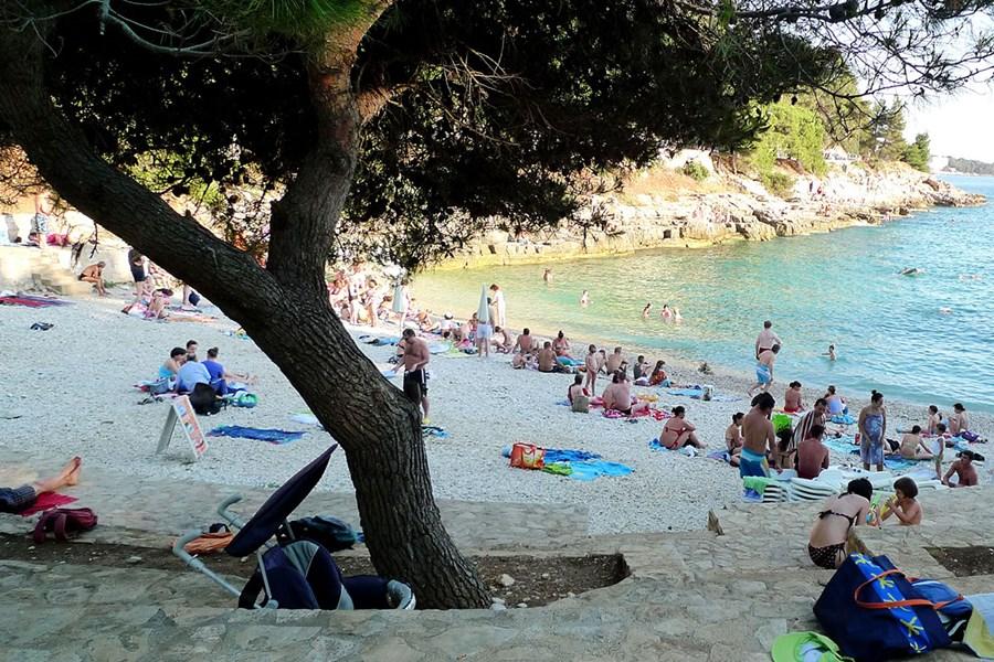 Karte Kroatien Pula.Gruppenhaus Villa Lemon In Kroatien Pula Horizonte Reisen