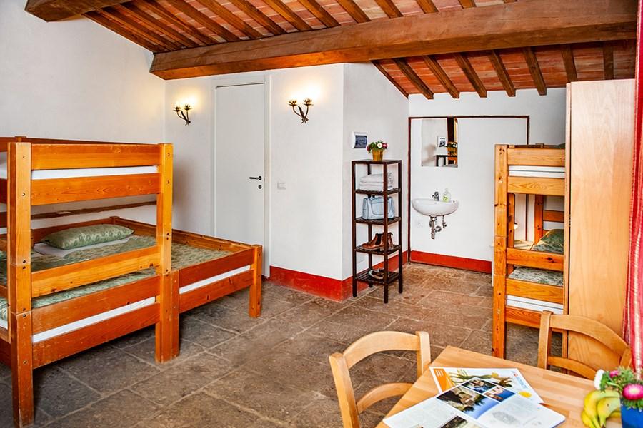 Gruppenhaus Casa Pomponi | HORIZONTE Reisen
