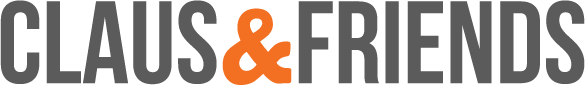 Clausandfriends Logo